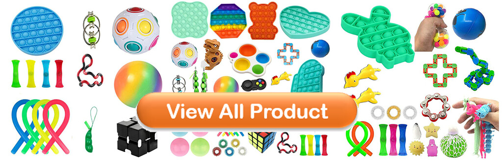 wholesaler distribution fidget toys catalog