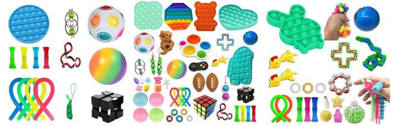 wholesaler distribution fidget-toys