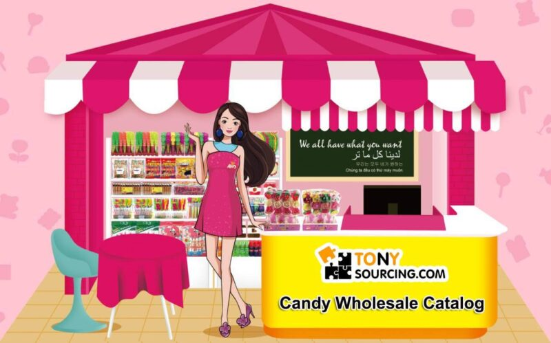 Candy toys catalog