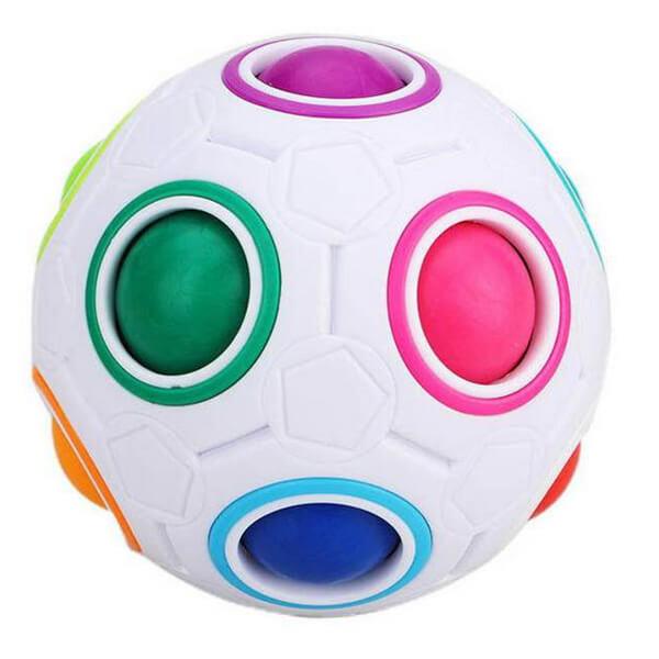 Rainbow Puzzle Twist toy