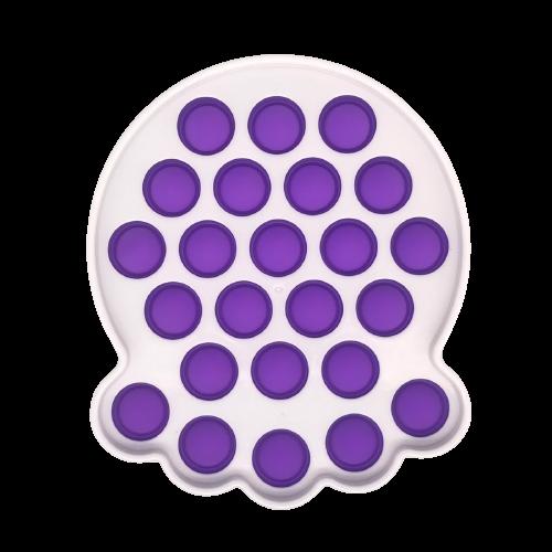 octopus dimple purple