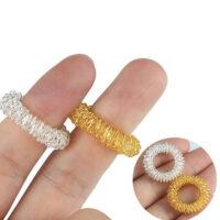 spiky finger ring