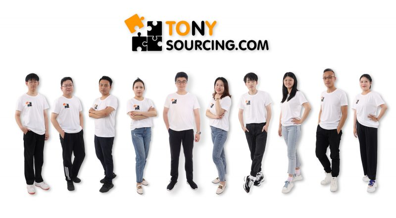 TonySourcing team