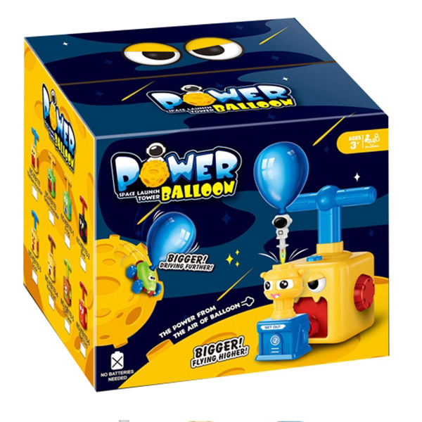 Balloon launcher