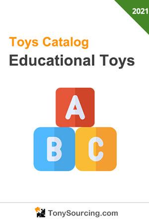 educational Toys catalog